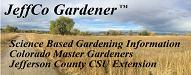 jeffco gardener