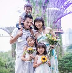 Asian Family Blogs Award 2019   A Happy Mum